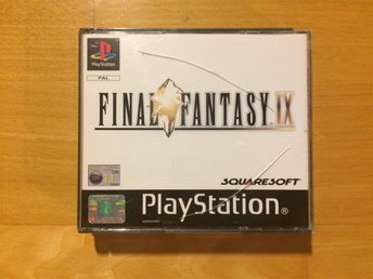 Final Fantasy IX (9) - PlayStation