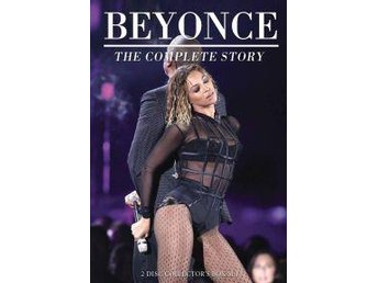 Beyonce: The Complete Story (Documentary) (DVD + CD)