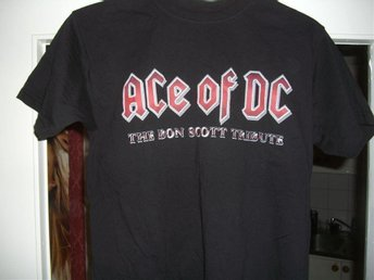 ACe of DC - T-shirt storlek XXL