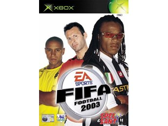 Fifa Football 2003 (Utan Manual)