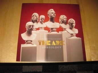 The Ark- Arkeology 2 x GOLD vinyl 700 numrerade x SEALD COPY
