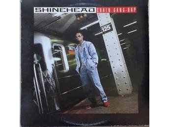 "Shinehead title* Chain Gang (Rap) *Ragga 80's HipHop 12"" US"