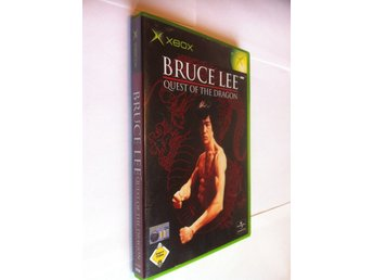 Xbox: Bruce Lee: Quest of the Dragon