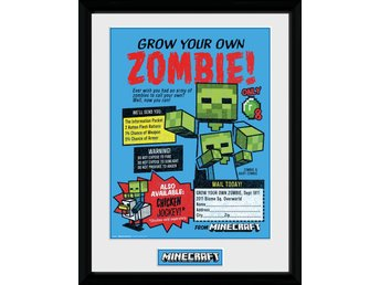Tavla - Spel - Minecraft Grow Your Own Zombie