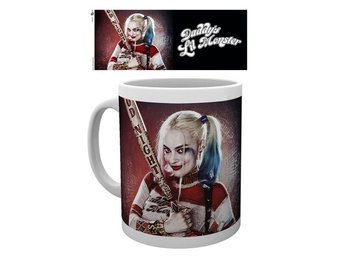 Mugg - DC Comics - Suicide Squad Harley Quinn Good Night (MG1358)