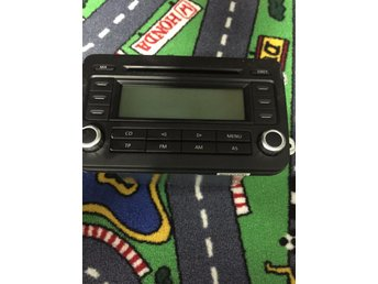VW cd stereo original
