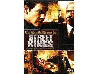 Street Kings-Forest Whitaker och Keanu Reeves