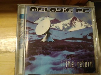 Melodie MC - The Return, CD