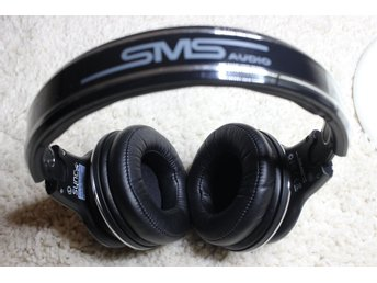 SMS Audio SYNC By 50 Cent Over-Ear Wireless Headphones - Black