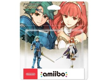 FIRE EMBLEM ALM CELICA USA 2-pack AMIIBO Nintendo Switch