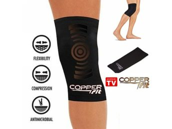 1pcs New Copper Fit Sports Knee Patel...