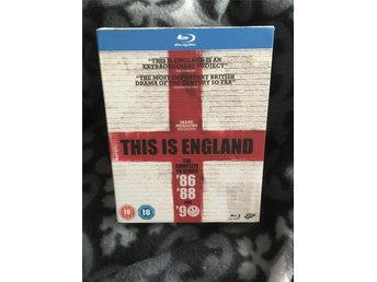 This Is England - 86, 88, 90 - Blu-Ray - Import