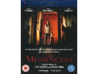 Messengers (Blu-ray) (Import) EJ SVENSK TEXT