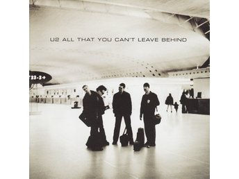 U2 - All That You Can't Leave Behind - CD - 2000 - Nyskick