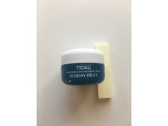 Sunday Riley Tidal brightening enzyme water cream - deluxprov