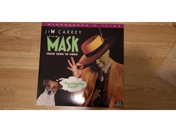 Laserdisc The Mask.