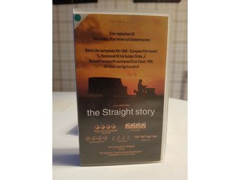 The straight story (David Lynch) Walt Disney / VHS film