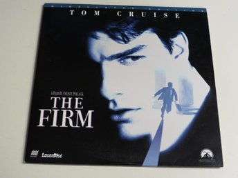 THE FIRM (Laserdisc) Tom Cruise