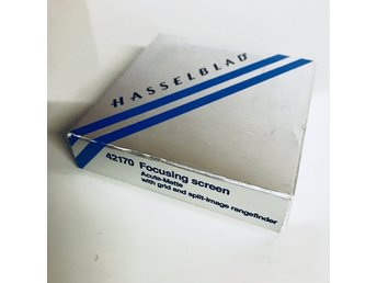 Hasselblad Acute-Matte Focusing Screen i superskick!
