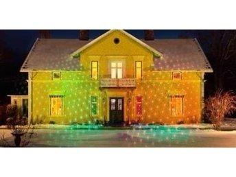 laser belysning utomhus