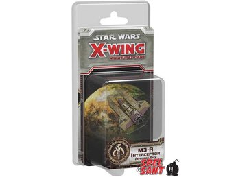 Star Wars X-Wing Miniatures Game M3-A Interceptor Expansion
