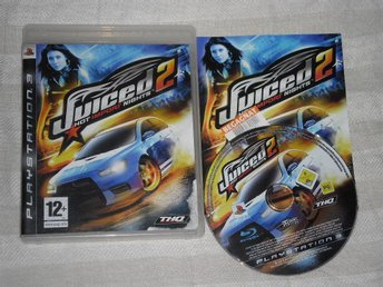 PlayStation 3/PS3: Juiced 2: Hot Import Nights