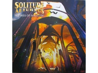 SOLITUDE AETERNUS-In Times Of Solitude-LP LTD Nr180/500ex+4 Bon Track-Heavy Doom