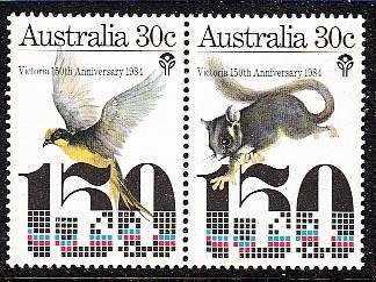 Australien 1984. Mnr: 908-09 ** - Njurunda - Australien 1984. Mnr: 908-09 ** - Njurunda