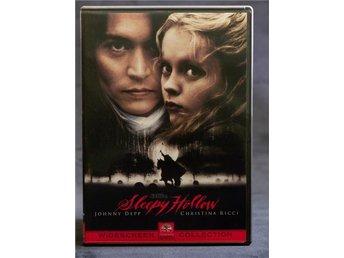 DVD Sleepy Hollow - Hässelby - DVD Sleepy Hollow - Hässelby