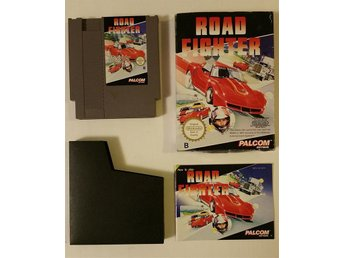 NES Road Fighter