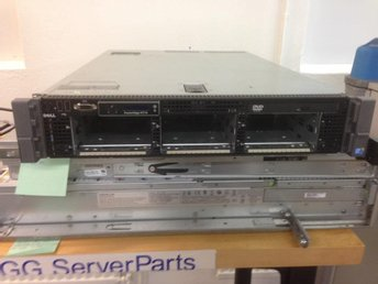 Dell Poweredge R710 1x E5507 36GB PERC 6/i iDRAC6 2xPSU