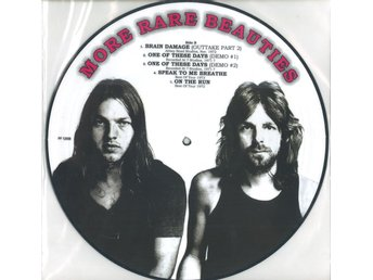 Bild LP Pink Floyd - More Rare Beauties