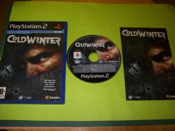 COLD WINTER KOMPLETT (PS2)