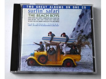 The Beach Boys / Surfin´ Safari - Surfin´  USA  CD UK