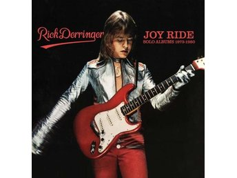 Derringer Rick: Joy ride / Solo albums 1973-80 (4 CD)