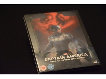 Captain America: The Winter Soldier 3D (Includes 2D Version)