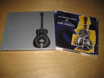 DIRE STRAITS - THE VERY BEST OF DIRE STRAITS.DUBBEL-CD. LIMITED EDITION.SLIPCASE