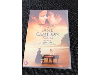 Jane Campion collection - INPLASTAD - Sv. Text