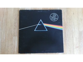 PINK FLOYD - THE DARK SIDE OF THE MOON (HARVEST 1973) POSTER + KORT