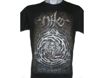 T-SHIRT: NILE  (Size L)