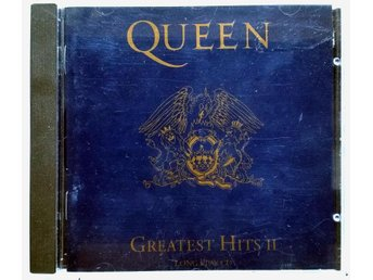 Queen ‎- Greatest Hits II