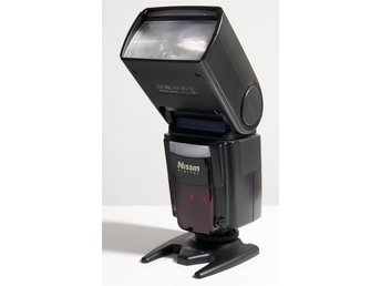 Nissin Di866 MARK II Professional speedlite for Canon