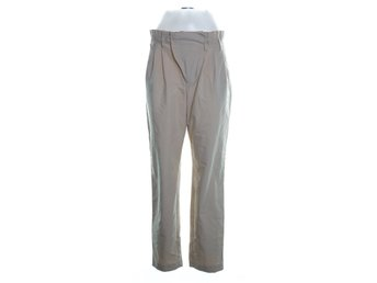 Gina Tricot, Chinos, Strl: M, Mariell trousers, Beige