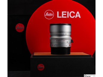 Leica Summilux-M 50 mm f/1.4  ASPH 6-bits kodad CHROME