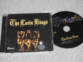 The Latin Kings - Omerta CD