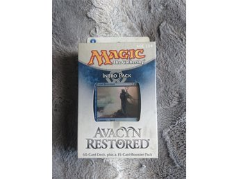 avacyn restored intro pack - solitary fiends ~MTG~magic the gathering~