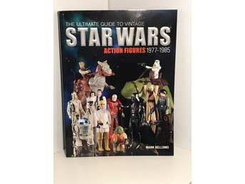 Star Wars ACTION FIGURES 1977-1985 / Helt Ny!