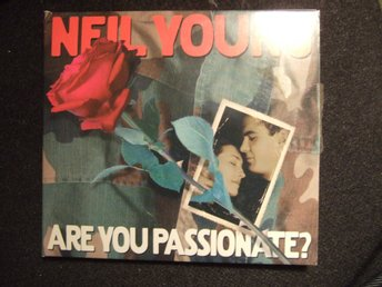 CD - NEIL YOUNG. Are you passionate? 2002