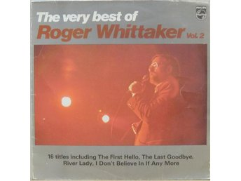 Roger Whittaker-The very best of Vol. 2 / LP