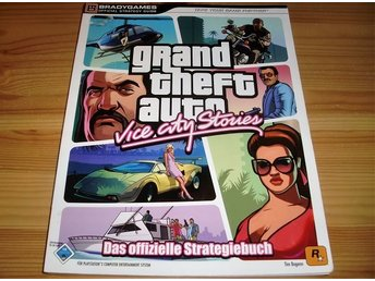 Spelguide: Grand Theft Auto Vice City Stories